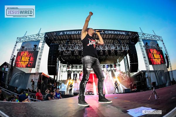 Disciple Rocks Creation Festival NE 2018