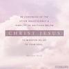 Matthew Mead on Christ