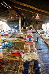 Bedouin restaurant in Shibli