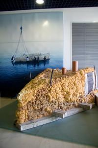 Jesus Boat museum, Ginosar