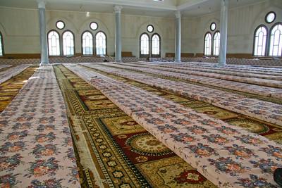 Inside Nebi Shu'eib