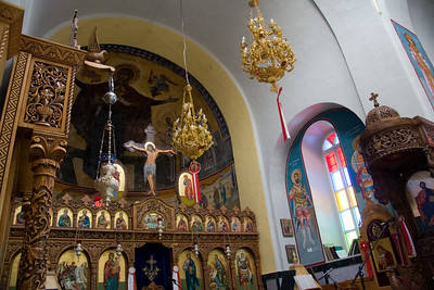 Orthodox Church in Cana