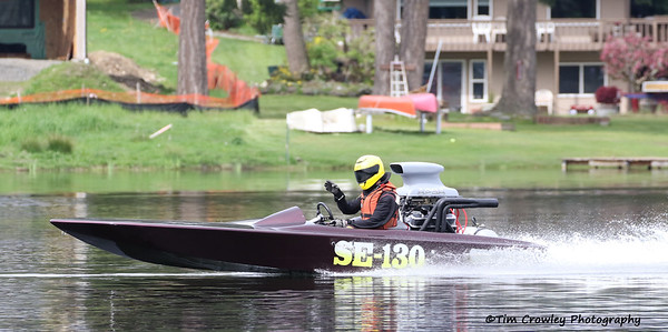 Jet Chevrolet Run For The Record(Lk Lawrence)  2017
