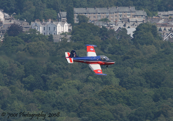 XW325/G-BWGF Jet Provost - 27th July 2008.