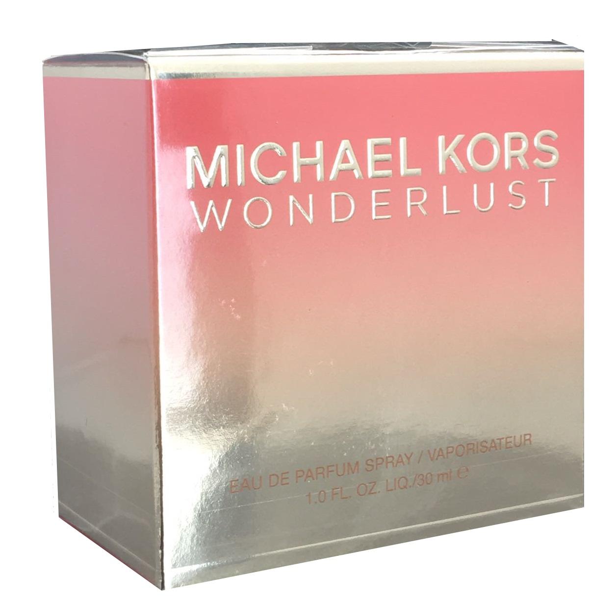 1876552d676e Michael Kors Wonderlust 1.0 oz   30 ML Eau De Parfum For Women In Sealed Box