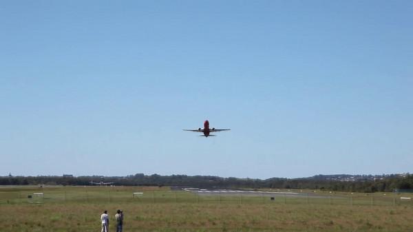Plane Spotting Coolangatta Airport