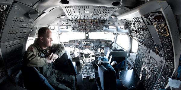 AWACs Cockpit