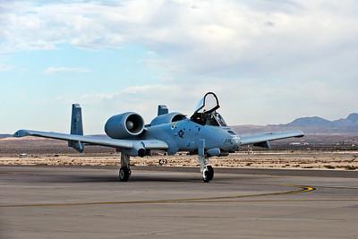 A-10 Warthog.