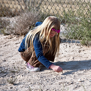 Kids everywhere can make their own fun digging in the dirt.