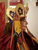 Jetsunma Ahkön Lhamo, side view of crown, © Wib Middleton 2007