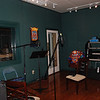 The Nashville recording studio - geared up & ready for action.