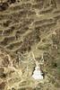 Stupa from above at Maratika, Nepal, by Mannie Garcia