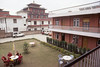 Rabsal Guest House, next to Shechen Monastery, Kathmandu, Nepal, by Mannie Garcia