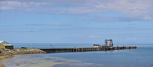 Kingscote Jetty