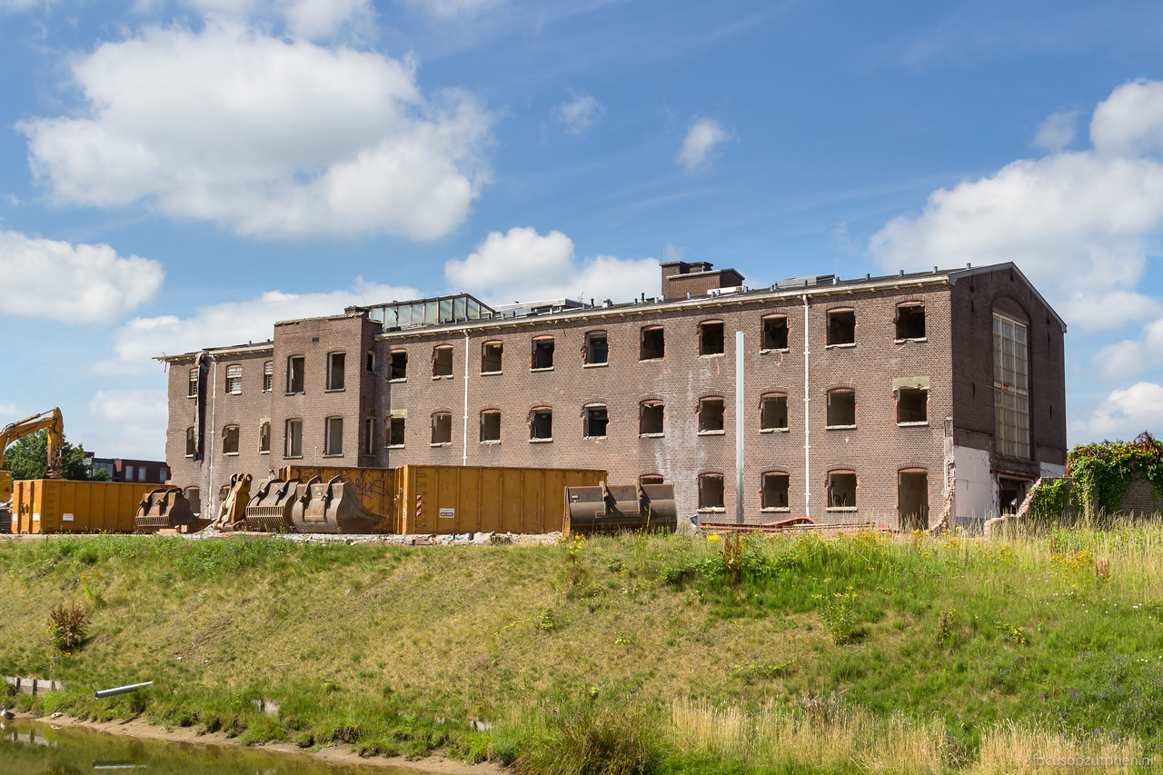 Sloop voormalige jeugdgevangenis