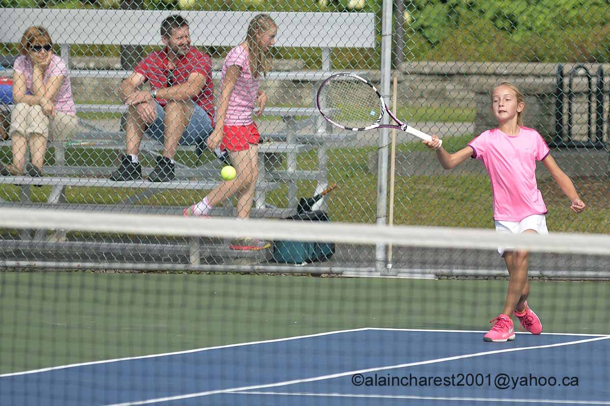 Tennis - Rondes éliminatoires