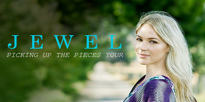 Jewel - Picking Up The Pieces Tour