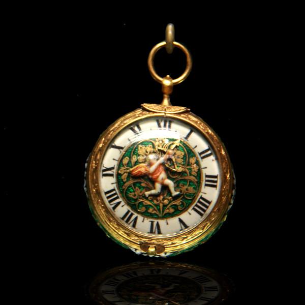 Cherub Pocket Watch
