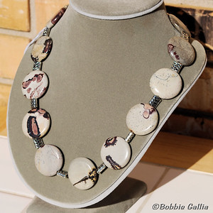 Jasper Necklace, N0812-01