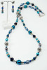 """#14317 Multiple shades of blue, green, gray and peacock pearls <br>with pewter. Magnetic clasp. <br>Wear long at 36"""" or doubled at 18"""" <br>Limited Edition.<br><br><a href=""""https://www.paypal.com/cgi-bin/webscr?cmd=_cart&amp;add=1&amp;business=alice@AliceBaileyDesigns.com&amp;item_name=Alice%20Bailey%20Designs%20Item%20Number%2014317%20Necklace&amp;item_number=14317&amp;amount=%24125.00&amp;return=http://www.paypal.com&amp;cancel_return=http://www.paypal.com"""" target=""""_click"""" class=""""paypalbutton"""">Purchase Necklace $125.00</a><br><br> <br><br><a href=""""https://www.paypal.com/cgi-bin/webscr?cmd=_cart&amp;add=1&amp;business=alice@AliceBaileyDesigns.com&amp;item_name=Alice%20Bailey%20Designs%20Item%20Number%2014317%20Earrings&amp;item_number=14317&amp;amount=%2436.00&amp;return=http://www.paypal.com&amp;cancel_return=http://www.paypal.com"""" target=""""_click"""" class=""""paypalbutton"""">Purchase Earrings $36.00</a><br><br> <br><br><a href=""""https://www.paypal.com/cgi-bin/webscr?cmd=_cart&amp;add=1&amp;business=alice@AliceBaileyDesigns.com&amp;item_name=Alice%20Bailey%20Designs%20Item%20Number%2014317%20Earrings%20and%20Necklace&amp;item_number=14317&amp;amount=%24161.00&amp;return=http://www.paypal.com&amp;cancel_return=http://www.paypal.com"""" target=""""_click"""" class=""""paypalbutton"""">Purchase Necklace and  Earrings $161.00</a><br><br> <br><br><br><br><img src=""""http://ali.smugmug.com/Other/WebSiteImages/i-BftLFq2/0/O/paypal-175-50-O.jpg""""><br><font class=""""captionfooter"""">Free Shipment on all Orders</font>"""