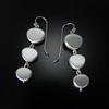 BRDC E8003 Three petal earrings