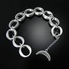 BRDC B2011 Ten small circle Times bracelet