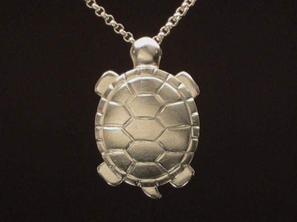 Kim • Turtle Locket
