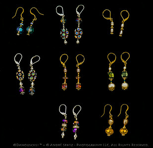 ©Danouschli™ earrings