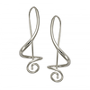 Symphong Earrings by EL Designs at Smith Gallereis