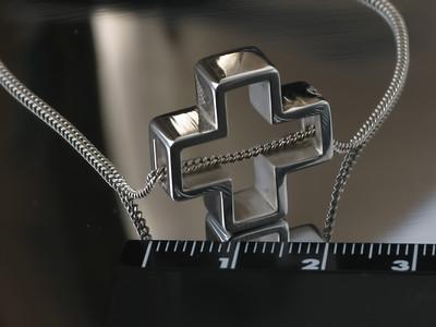 Cross Silver (spec order)