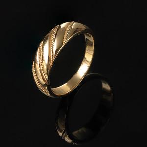 Zemgales ring (gold)