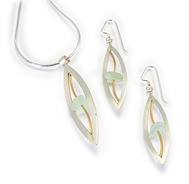 Real Sea Glass Jewelry by Greg Geyer
