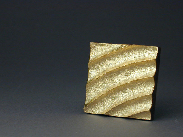 Two x Two • Wood Brooch