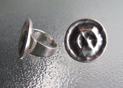 STAR COIN RING
