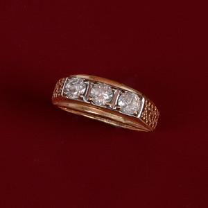 3 Diamond Ring #1
