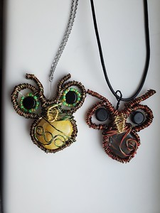 owl necklace2