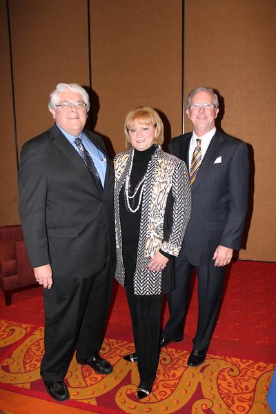 Dr  John Bakke, Susan Chase, Johny Waddle