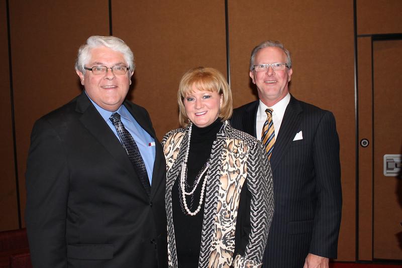 Dr  John Bakke, Susan Chase, Johny Waddle 1