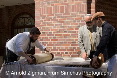 Torah Completion Ceremony