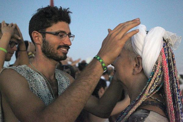 Jewish Community at Burning Man 2017