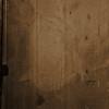 Auschwitz Face in the Door