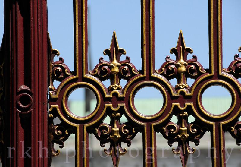 Vienna Palace Gate