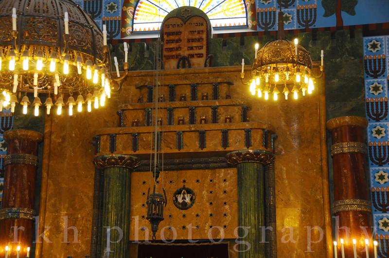 Budapest Kazinczy St. Orthodox Synagogue