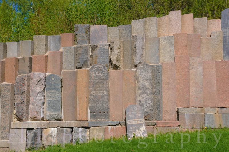 Vilnius Uzupis Memorial