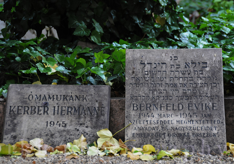 Budapest Dohany St. Synagogue Cemetery