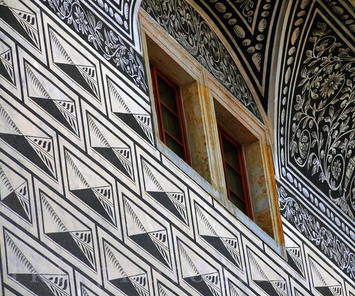 Prague Fresco