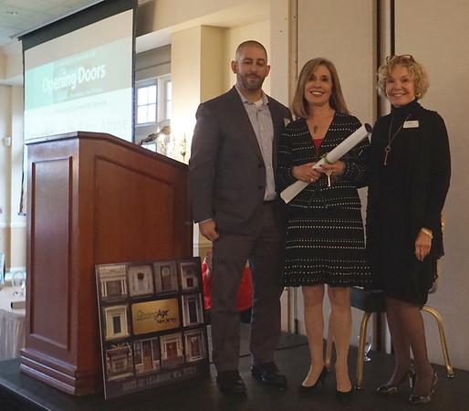 Jewish Home Family Awards from LeadingAge NJ