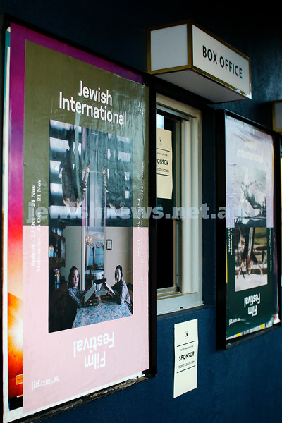 24-10-18. Opening of the 2018 Jewish Internatiuonal Film Festival JIFF at the Classic Cinema. Photo: Peter Haskin