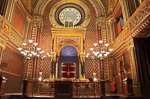 Jewish Synagogue Prague
