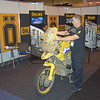 Our Friends and Booth Neighbor, Ohlins